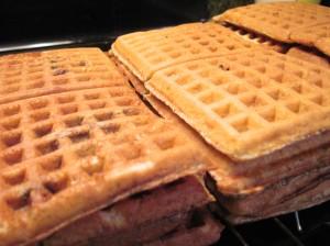 36 Waffles