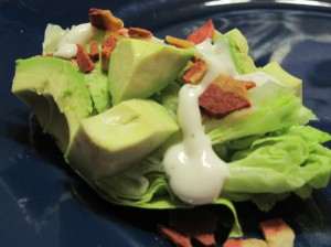 Wedge Salad Update