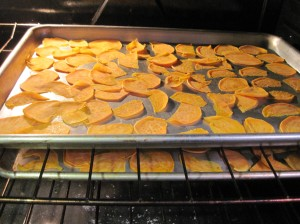 Sweets in the Oven