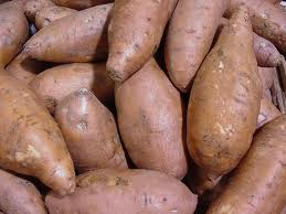 Sweet potatoes!