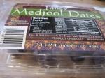 Medjool Dates, Courtesy of Trader Joe's