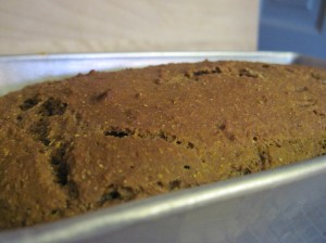 Irish Brown Bread at Rest