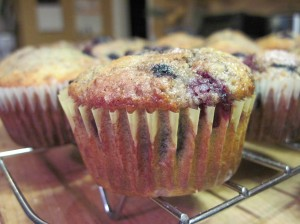 Blueberries Cover All Sins (and Whole Grains)