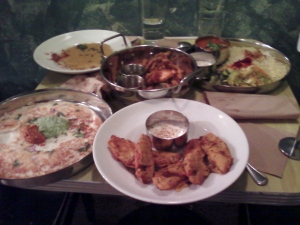 Vimala's Curryblossom: One of Everything (Almost)