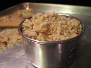 Toasted Bread Crumbs