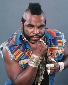 Mr. T Needs to Eat