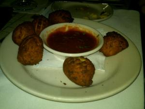 Hush Puppy (not a Hashhish Puppy)