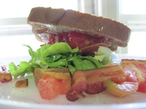 The Comforting BLT