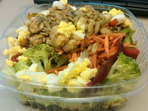 The Practical Salad