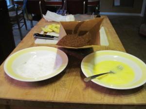 Fried Squash in Three Easy Steps