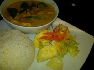 Tofu Curry at Pho Kang