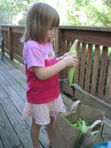 The Practical Cook Junior Shucks Corn