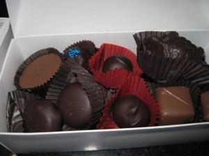 Dark, milk, white chocolate, I love it all.