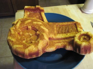Tractor Cornbread, Just Because I Can