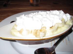 The Blinding Light of Banana Pudding Goodness