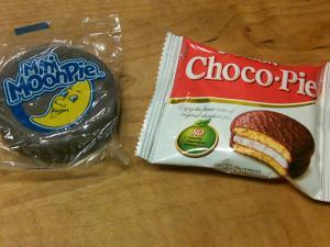 Snack Pie Showdown: Moon Pie vs Choco Pie