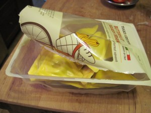 Butternut Squash Ravioli from Trader Joe's