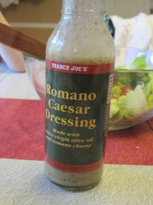 Trader Joe's Romano Caesar Dressing, I Heart You
