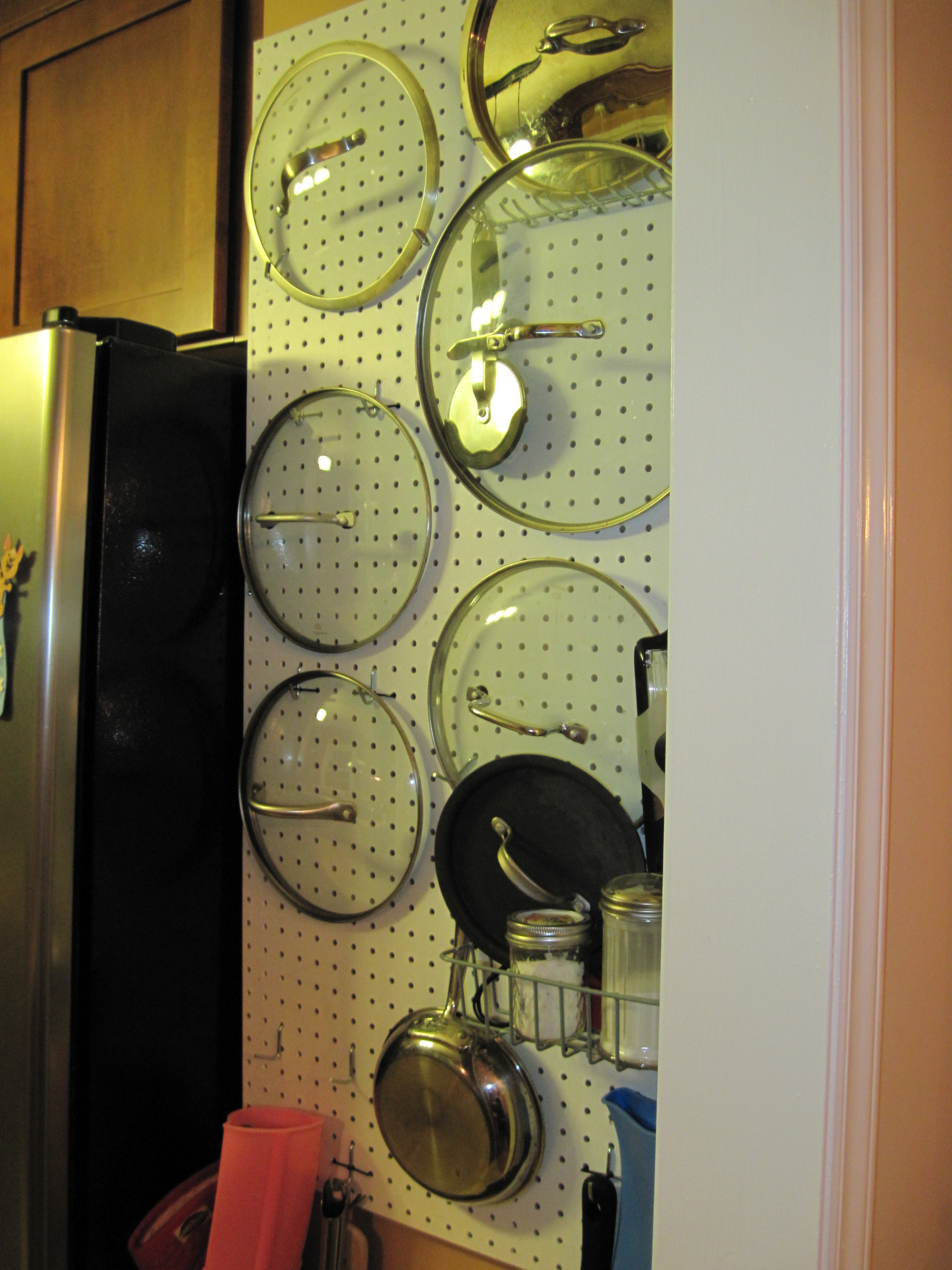 1000 Images About Kitchen Pegboard Ideas On Pinterest