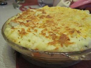 Shepherd's Pie from The Practical Cook