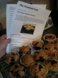 The Practical Cook's Muffins to the Rescue!