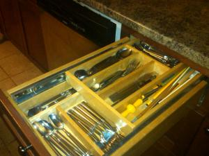 Cutlery organizer, Countertop, Dishwasher, Together Again