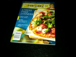 Everyday Food Magazine in the Wild