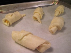 Crescents Rolled Up