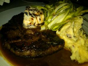 I am still missing this ribeye. Hello again.