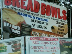 TPC's Deep-Fried Oreo Stand of Choice!