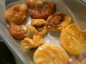 Deep-Fried Doughnut Sampler