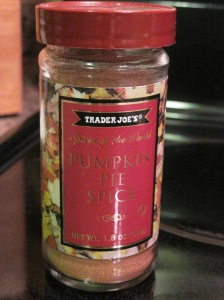 Trader Joe's Pumpkin Pie Spice: With Cardamom and Lemon Peel, I Love This Stuff