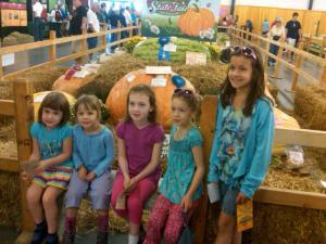 The Junior Deep Fried Crew + The Pumpkins