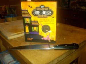 Halloween Joe Joe's from Trader Joe Joe's (Carving Knife Optional)