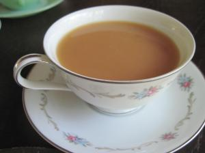 Take time for a proper cup of tea.