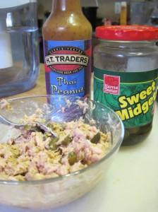 Peanut Butter Tuna Salad Being Invented