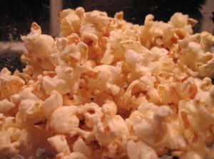Maple Bacon Popcorn!