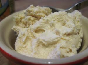 Pumpkin Cheesecake Ice Cream in the Wild