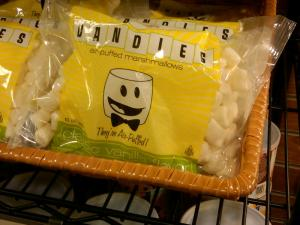 Do not be deceived by the happy marshmallow on the bag! Unsafe at any speed.