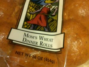 Buy this bread, and not just for the festive imagery.