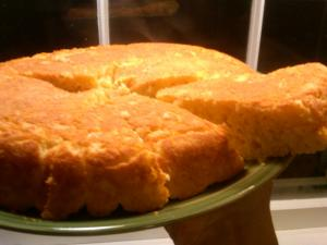 Cornbread is the Southern staff of life.