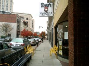Dame's Chicken & Waffles in Durham, NC: Do not miss it!
