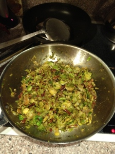 Brussels Sprouts for Haters, as Made by a Gentle Reader!