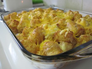The Very Practical Tater Tot Casserole