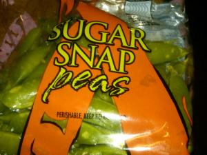 Sugar Snap Peas for the Win!