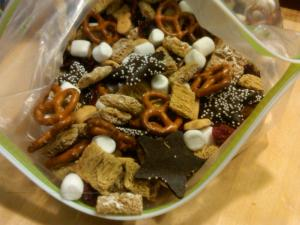 Holiday Trail Mix!