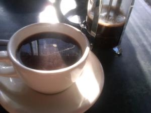 Coffee Unadulterated: Better Bitter Than Sweet