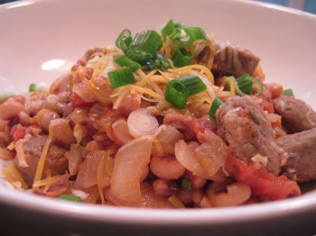 Simplified Hoppin' John