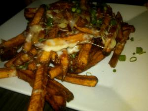 Cheese Fries at The Standard in Chapel Hill