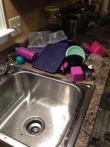 Spare your sink, save your counterspace! Ditch the dish rack!